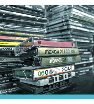 Numérisation Cassette Compacte